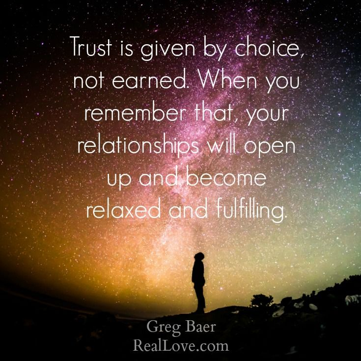 Learn how to choose to trust on a Free Real Love Conference Call. Click this pin for the daily Call schedule.
