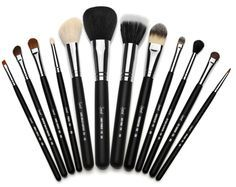 MAC make up brushes....seriously, don't even bother buying anything else!