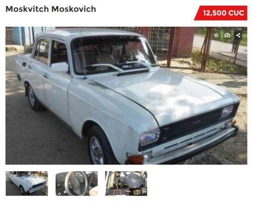 Joven cubano crea sitio de clasificados para compraventa de autos