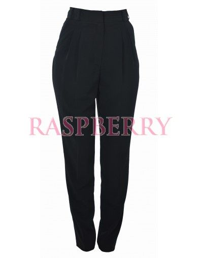 High Waisted Office Trousers - Pantaloni/Colanti/Jeans - Imbracaminte