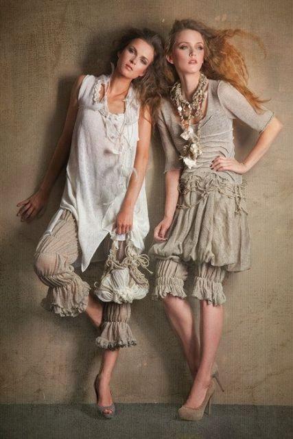 Zuza bart - boho stílus - hippi, népi, etnikai, grunge, szafari, Boho ... - Galéria - Knitting Forum.Ru