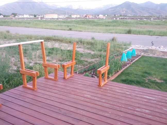 Deck Bench Brackets Hobbies Projects Pinterest Decks Deck Benches And Benches