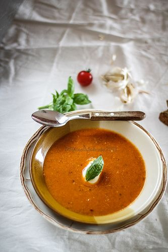 tomato soup | Flickr - Photo Sharing!