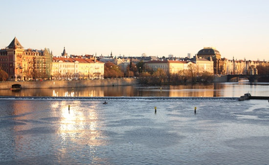Beautiful Prague. One of the cleanest cities we've ever been to!