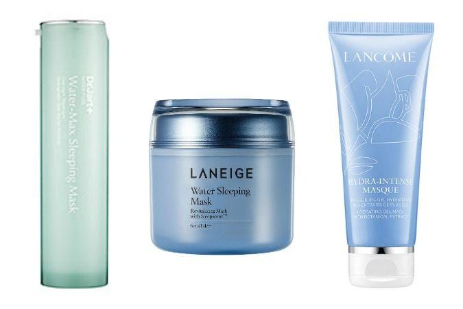 Beauty trend: water masks