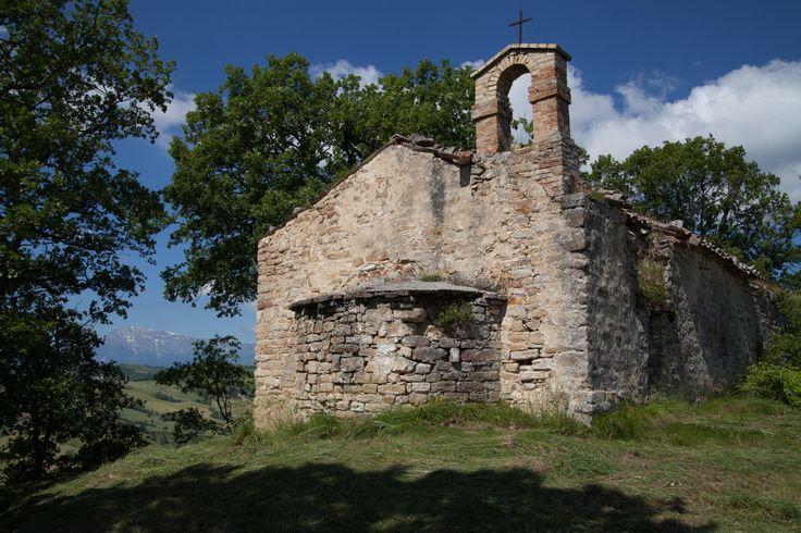 Chiesa di San Taddeo #terredelpiceno