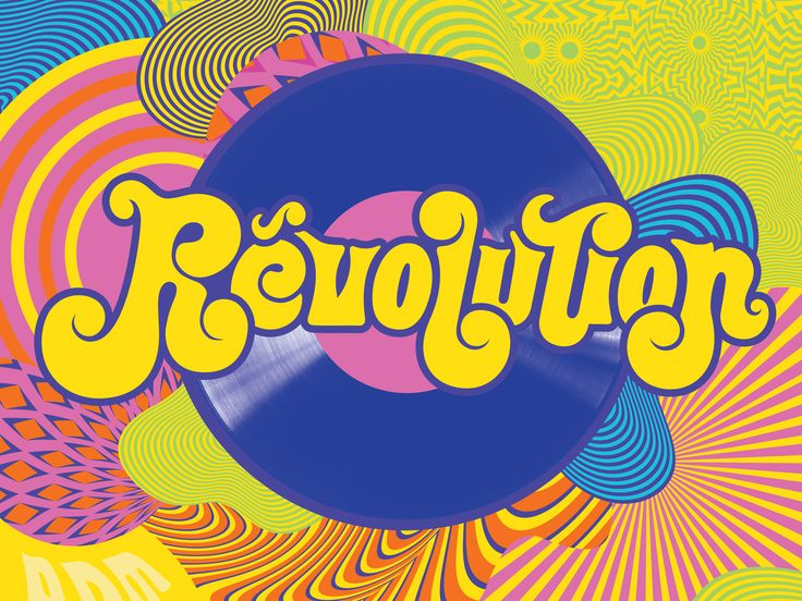 "Revolution ""You Say You Want a Revolution"". From June 17 to October 9 2017."