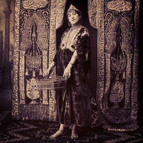 202 best images about Traditional Clothing - Algeria on ...