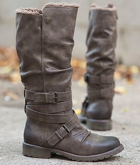Just received these boots for Christmas, would love some new clothes to wear them with.
