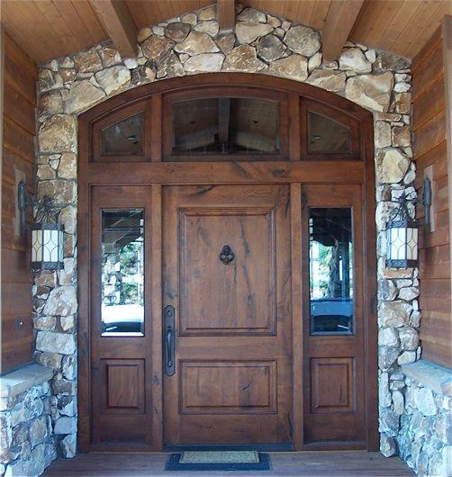 Meadow Wood Custom Doors