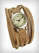Honey String Theory Wrist Watch: Gaucho Watches, Style, Wrist Watches, Tokyobay Gaucho, Theory Wrist, Red String, String Theory, Leather Wraps Watches, Leather Bracelets