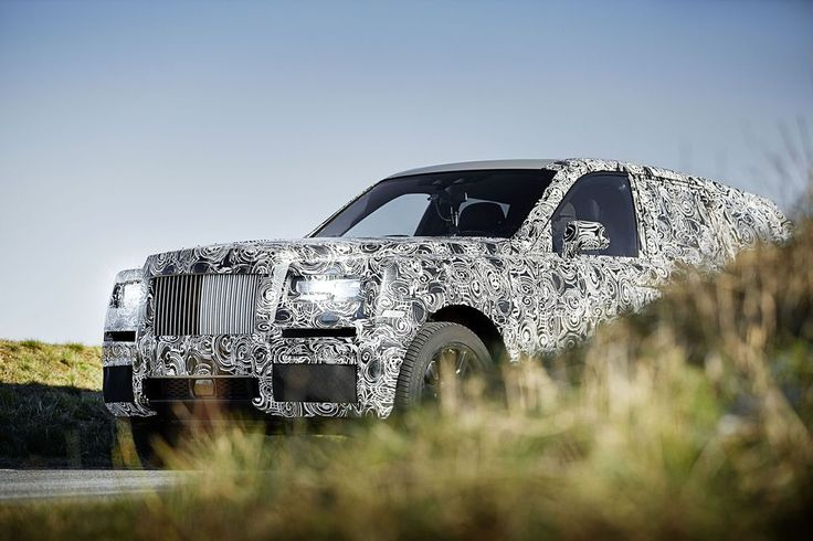 Here's your best look yet at Rolls-Royce's Project Cullinan SUV     - Roadshow When Bentley built the Bentayga it joined Land Rover in the SUVs that cost as much as a house segment. You didnt think Rolls-Royce would let that shot across the bow go unanswered did you?  Rolls-Royce hasnt shied away from admitting the existence of the SUV project its been working on since 2015 and now were finally getting some pictures of the mega-utes body. Previously the only spy shots featured a Rolls-Royce…
