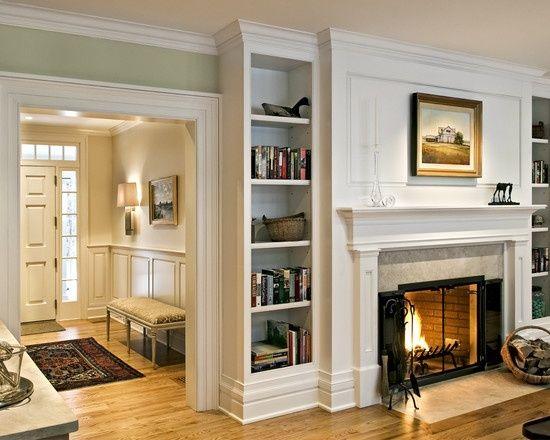 40 best fire place ideas images on Pinterest Fireplace ideas