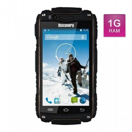 Discovery V8 2016 - 3G, Dual SIM, 8GB, 5MP, Android 4.4