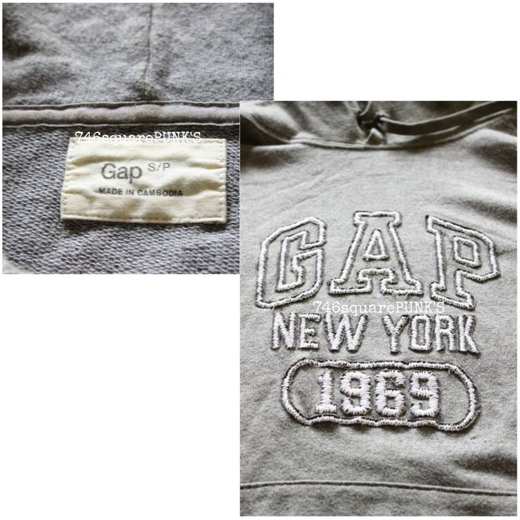 FOR SALE!  GAP Hoodie / Sweater. Price : Rp. 90.000,- Condition : ORIGINAL. 95% Second Hand. Size : M.  Follow · Twitter : @746squarepunk_S · IG : @746squarepunks  Orders : · Phone : +62856 11 746 13 ( Message Only. ) · Line : 746squarepunks_INA · E_mail : 746squarepunksstore@gmail.com  #746squarepunks #Jakarta #INDONESIA #Punk #RockNRoll #Psychedelic #Blues #CashAndCredit #Cash #Credit #CreditPayment #Original #SecondBranded #JualJaket #JualHoodie #JualGAP #JaketGAP #HoodieGAP #GAPJacket