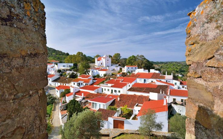 Castelo de Alcoutim | We fully support planning a vacation around visiting as many castles as possible.