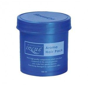 """Маска-восстановление для волос """"Incus Aroma Hair Pack""""150 гр."""