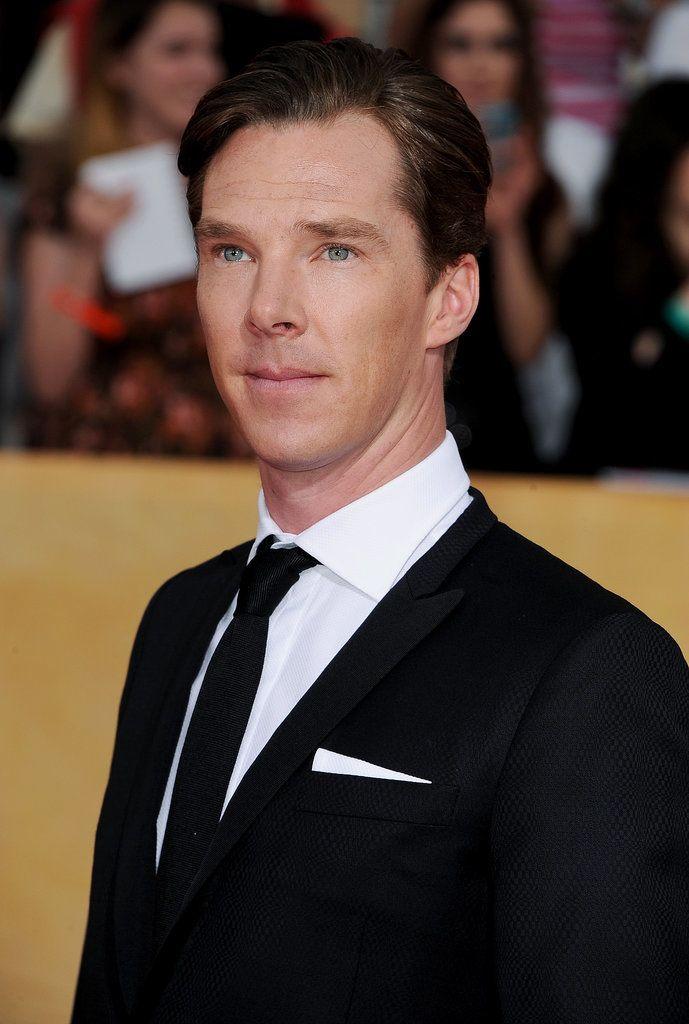 Benedict Cumberbatch Hot Pictures | POPSUGAR Celebrity Photo 19