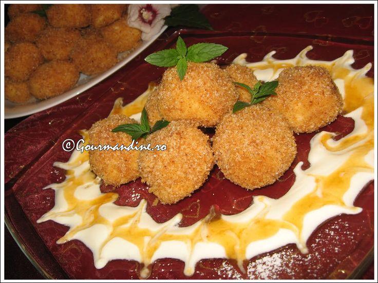 Papanasi | Romanian food