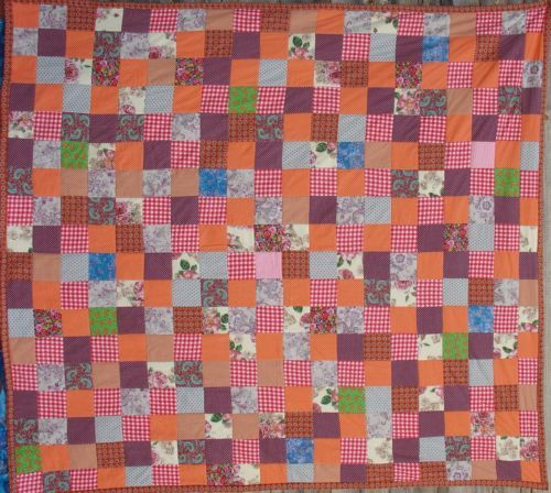 Handmade-Vintage-Quilt-Patchwork-Hand-made-233-x-250