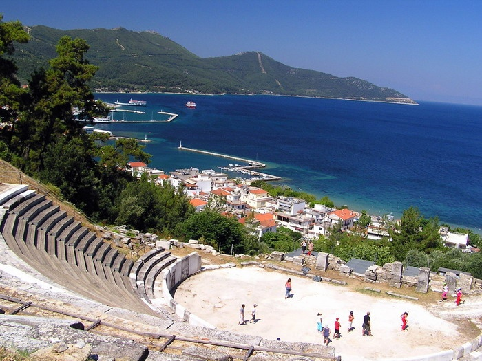 GREECE CHANNEL |  Thassos theatre