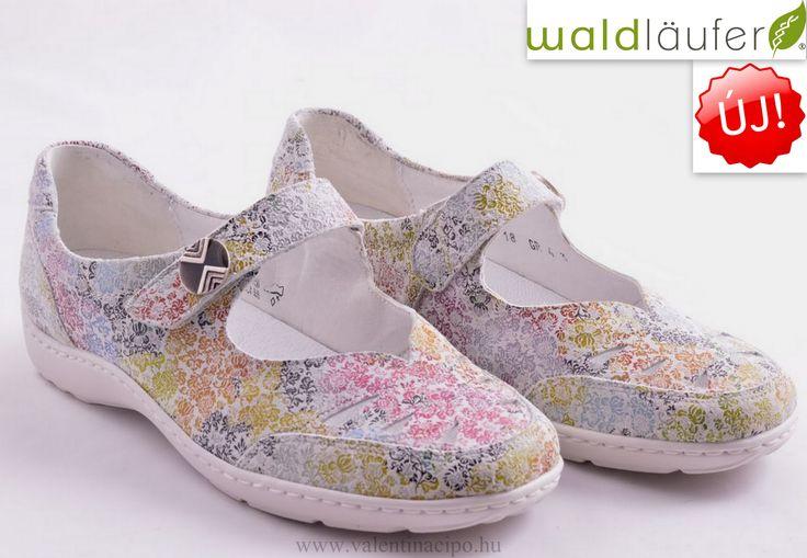 Az igazi tavaszi jó idő megérkezett, így a megfelelő lábbelit is nálunk megtalálhatja :) Waldlaufer női pántos félcipő a Valentina Cipőboltokban és Webáruházunklban!  http://valentinacipo.hu/waldlaufer/noi/egyeb/zart-felcipo/141885040  #waldlaufer #waldlaufer_cipő #Valentina_cipőboltok