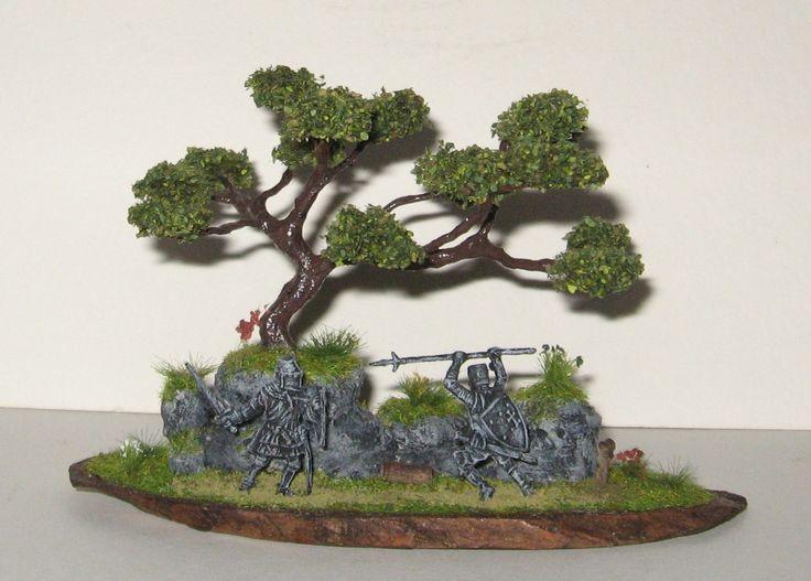Diorama Bonsai  Fantasy 19