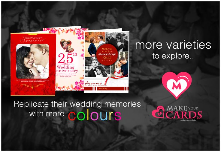 Explore variety greeting cards @https://www.makeyourcards.in/.  #greetings #card #love #friendhsip #engagement #marriage