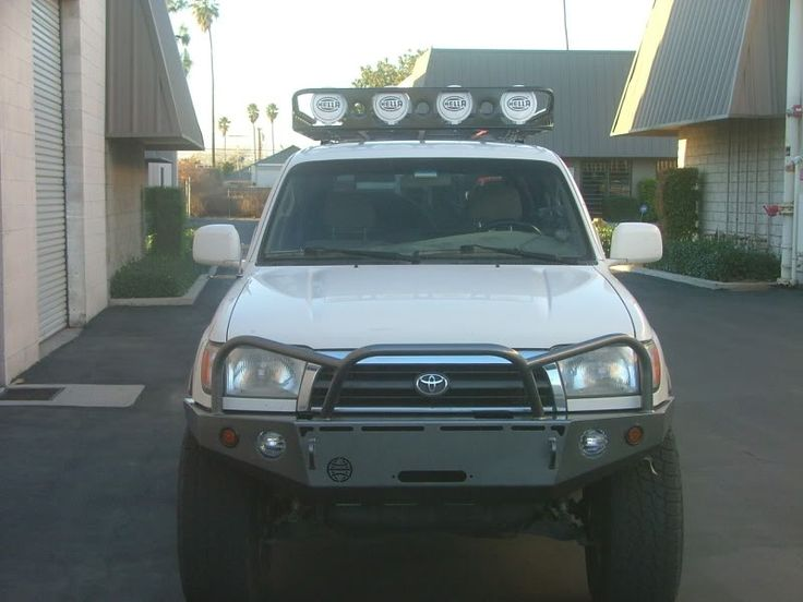 3rd Gen 4runner Front Bumpers? - Pirate4x4.Com : 4x4 and Off-Road Forum
