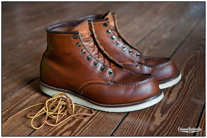 Oiled Redwing 875 | Redwing boots | Pinterest | Nice, The o'jays ...