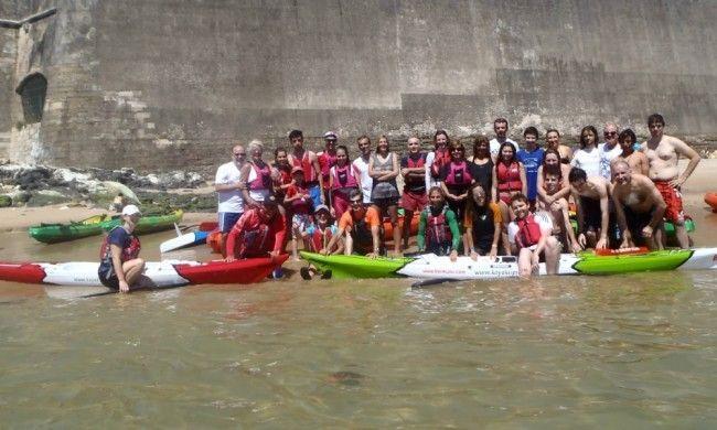 Kayaking Oeiras, Lisbon