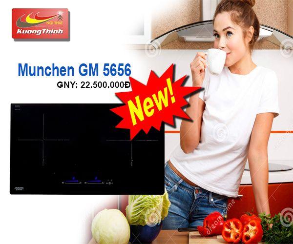 bếp từ Munchen GM 5656