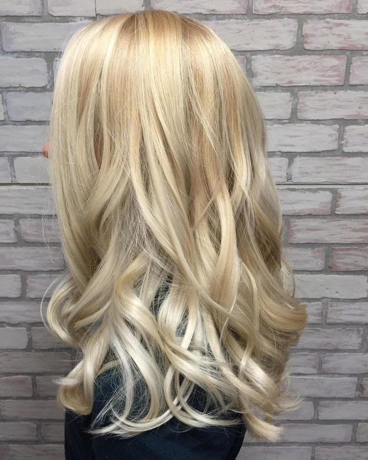 Last client of the day and I couldn't stop drooling over this virgin blonde balayage thank you so much @bethanysass for trusting me to color your already gorgeous blonde locks today after finding me on Yelp I am so lucky to be able to do what I do everyday and I love getting to know people while they are in my chair! Thank you all for the constant referrals and for spreading the word!! It means so much to me xo #hollibeauty by hollibeauty_