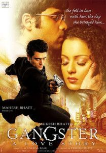 Gangster 2006 Hindi Movie 425MB 720P💄 BRRip – HEVC