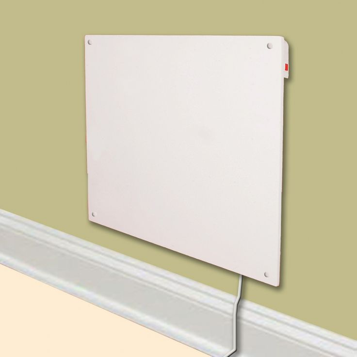Cozy-Heater Electric Wall-Mounted Panel Heater — 853 BTU, Model# 120 250 | Electric Baseboard Wall Heaters| Northern Tool + Equipment