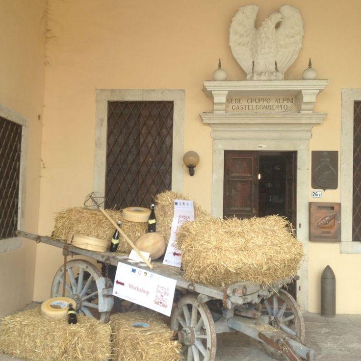 """Secondo workshop de """"Le Valli del vino e del Racconto, Terre da gustare"""" - Castelgomberto (VI) #raccontidivini"""