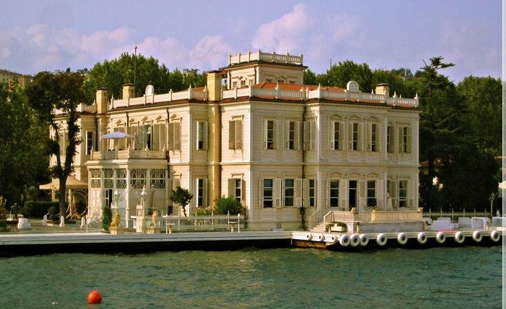 Sait Halim Paşa Mansion, Istanbul Turkey