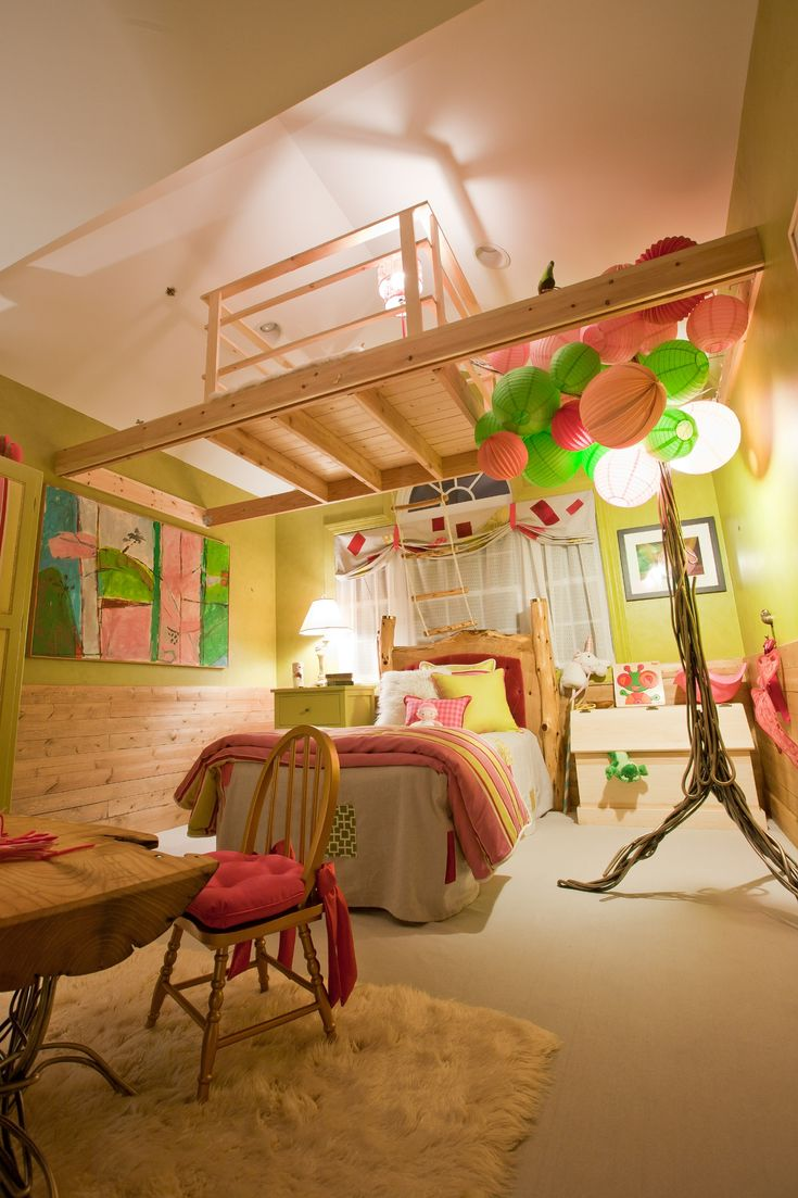 Cool bedrooms for kids - Creative And Unique Kids Bedrooms