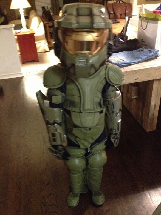 21 Best Images About Halloween Costumes On Pinterest & Halo Halloween Costume Kids - Meningrey