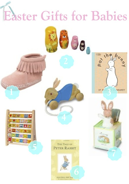 19 best easter gifts for 1 year old images on pinterest easter the best easter gifts for babies negle Choice Image