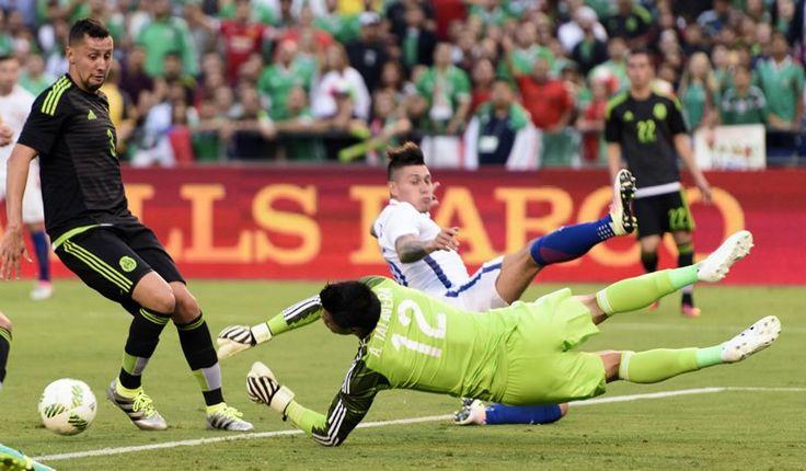 México vs Chile: A qué hora juegan en Copa América 2016 y en qué canal verlo - https://webadictos.com/2016/06/17/hora-mexico-vs-chile-copa-america-centenario/?utm_source=PN&utm_medium=Pinterest&utm_campaign=PN%2Bposts