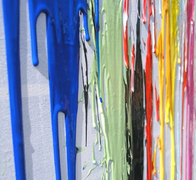 Art projects with kids: Childhood 101, Childhood101, For Kids, Art Ideas, Drip Paintings, Kids Art, Paintings Kidsart, Kids. Art, Art Projects