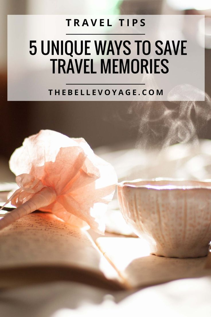 Five Unique Ways to Capture Travel Memories | The Belle Voyage | Creative ways to display travel memories. Ideas for wanderlust art and decor.