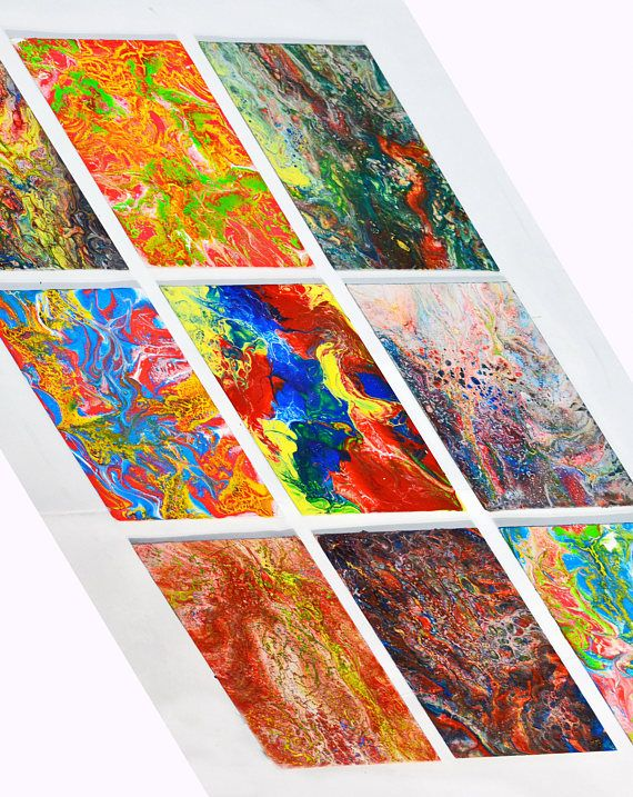 Acrylic pour art Acrylic Pour Painting Abstract painting