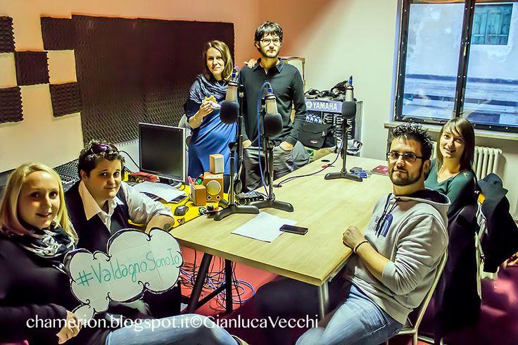 Valdagno on air, this is Radio EUreka