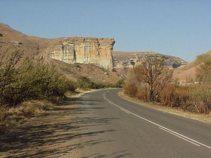 South Africa 2004 - Day 17 Golden Gate Highlands National Park - Graaff-Reinet