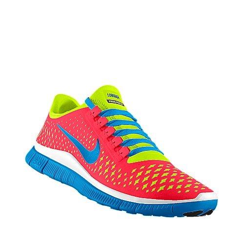 Nike Free 5.0 Kids Shoes Gray Orange n9nR