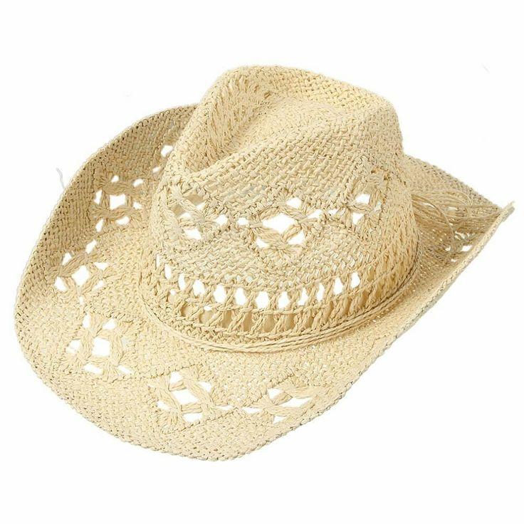 Sombrero Cowboy para la playa! Sexy!! . Talla única (S M f39e7db223a