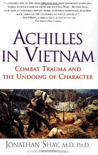 Achilles in Vietnam: Combat Trauma and the Undoing of Character by Jonathan Shay, http://www.amazon.com/dp/0684813211/ref=cm_sw_r_pi_dp_chWOqb1KY5XSF