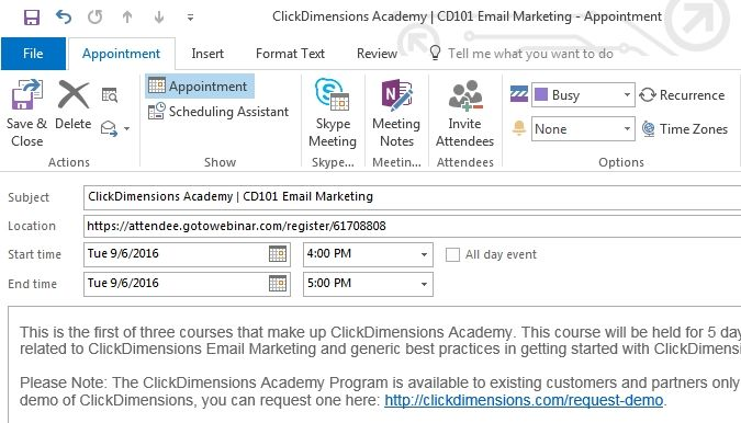 Calendar Invite Example Outlook Graphics Calendar Invite Outlook Calendar Dare Messages
